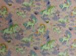 NEW! MAGIC UNICORN - Fabric - Price Per Metre